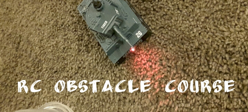 RC Obstacle Course