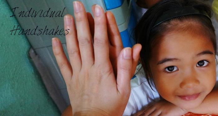 Individual Handshakes